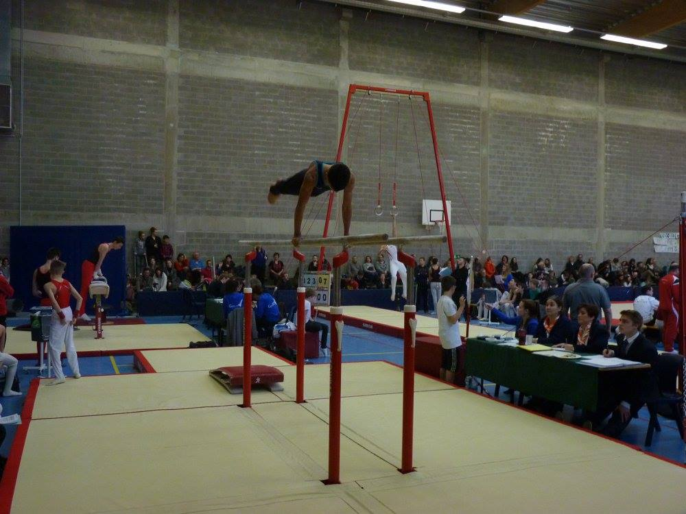 Le 27-02-2016 GAM Championnat provincial Hainaut Div. 1-2-3 Libre