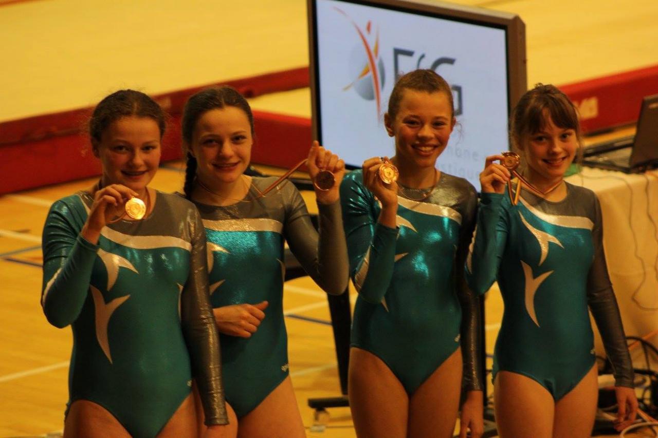 Le 30-04-2016 GAF: Championnat de Belgique  aile francophone inter-équipes Div. 5