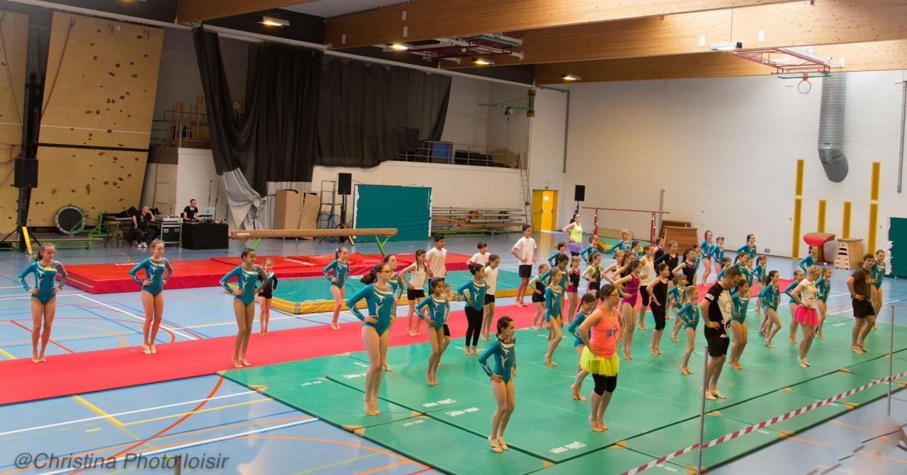 03 Echauffement général (Gymnastes)