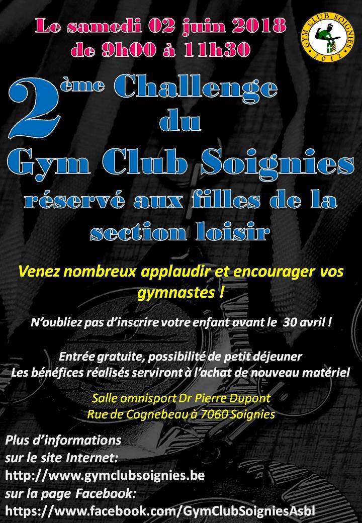 Le 02-06-2018 Challenge Loisir 2018