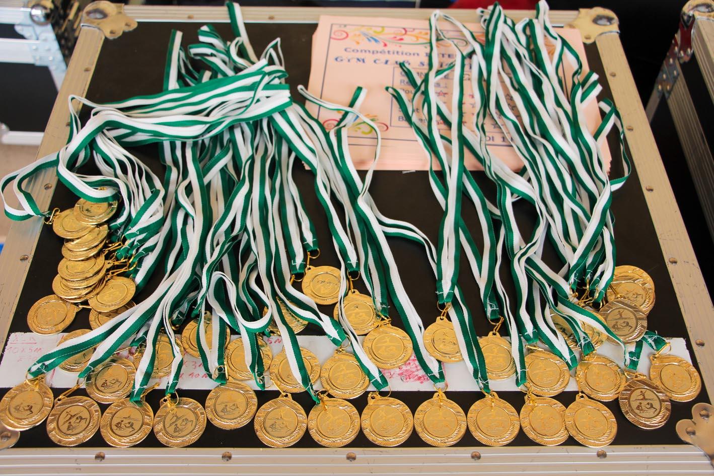 13. Remise des diplômes et des médailles Loisirs