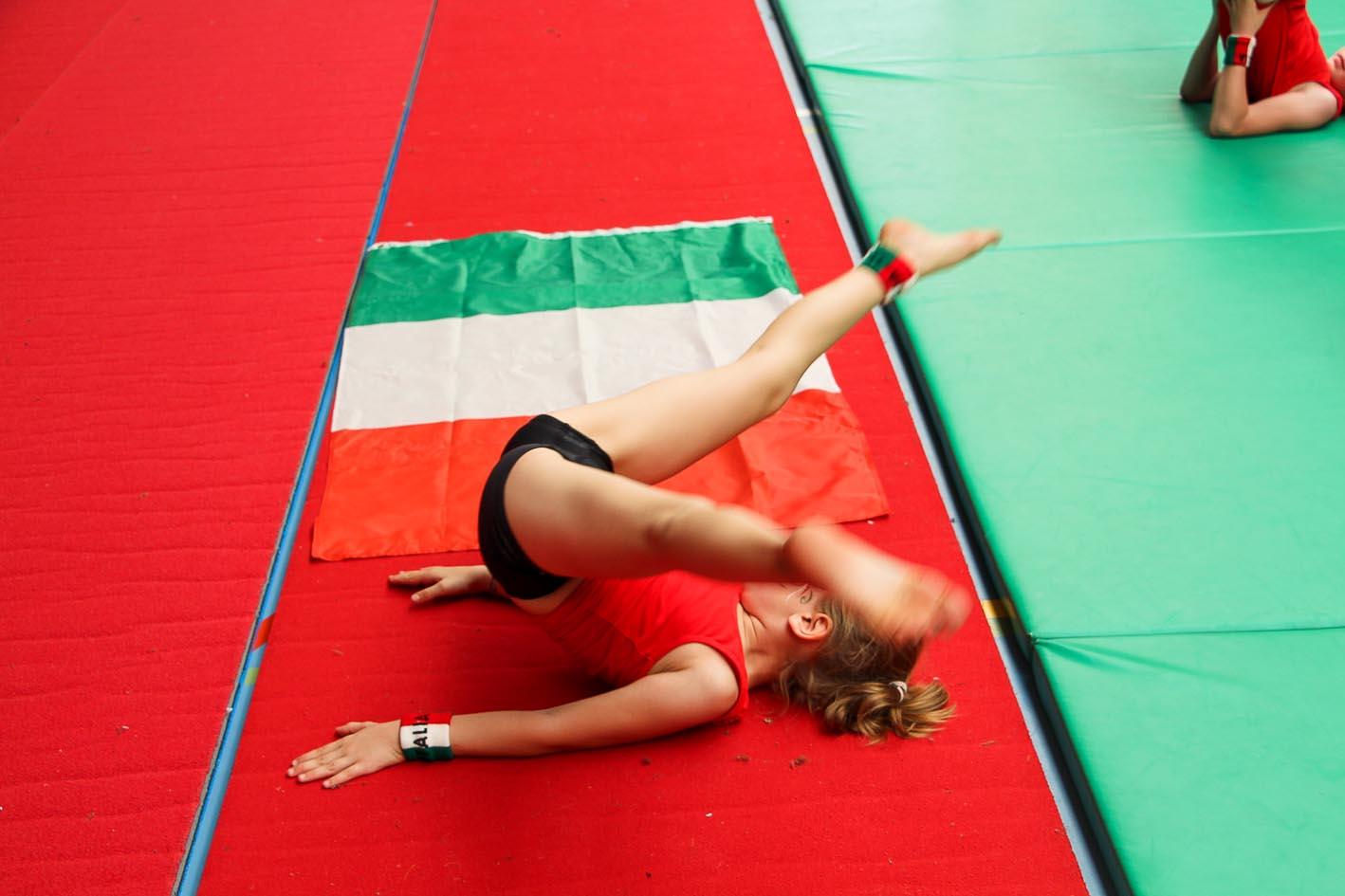 16. Destination Italie (Jeunes Eval)