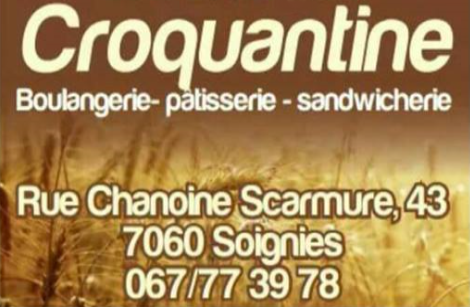 Logo croquantine