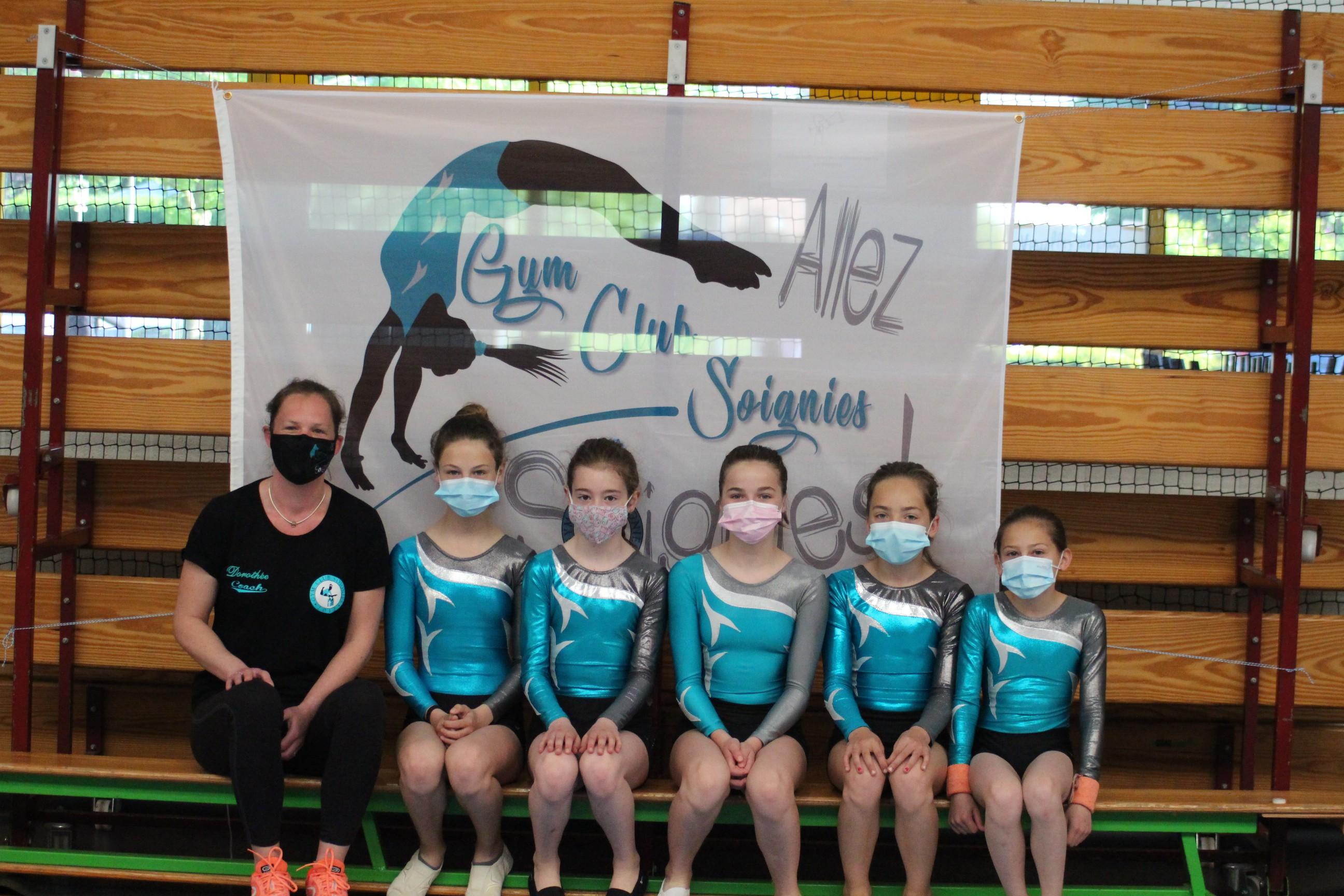 15 Compétitions Div. 4 Challenge - Groupe Dorothée